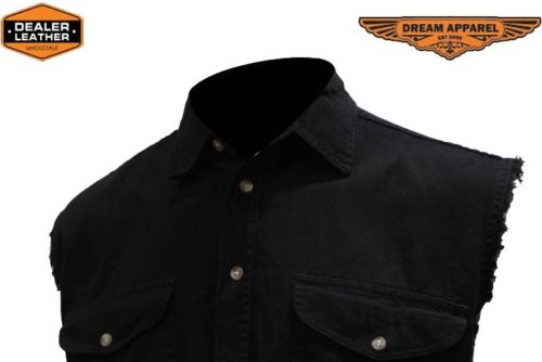 Cotton biker Shirts for men