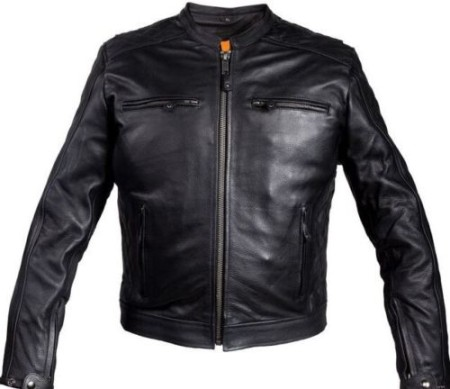 cruzer men's cowhide leather motorcycle jacket