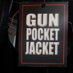 Gun Pocket Jackets