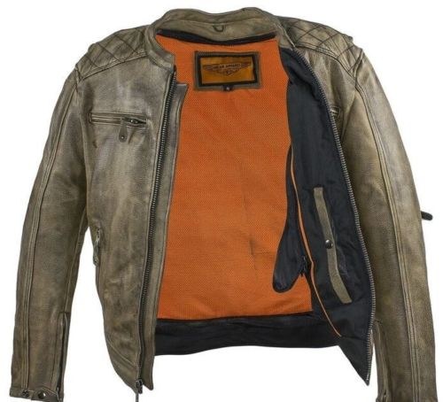 Best distressed leather bomber jacket photos