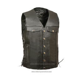 Mens Motorcycle Leather Jackets image