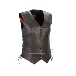 Womens Milwaukee Leather Jackets Vest