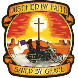 Christian Biker Patches