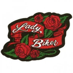Ladies Biker Patches for Womens Jackets