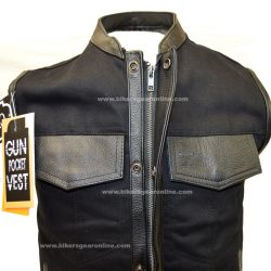 Son of Anarchy Black Denim Jacket