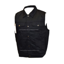 mens denim motorcycle jacket
