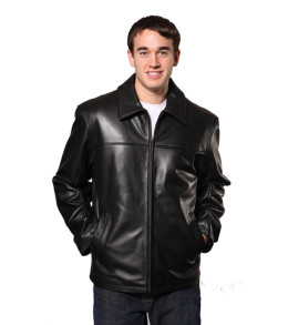 Mason & Cooper | Dean Leather Jacket