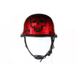 German Shiny Novelty Helmet