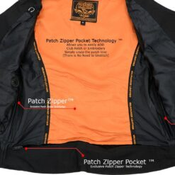 mll4504 patch zipper
